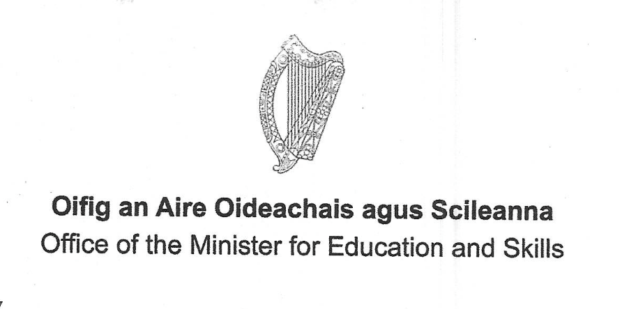 Minister's Reply to Primary Online Database Complaint