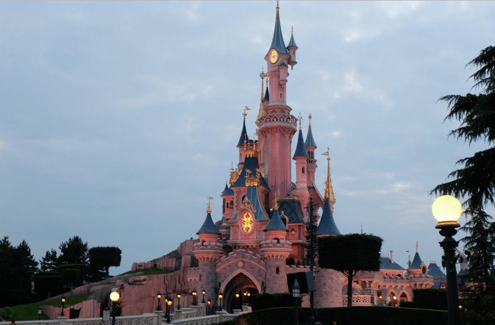 10 Ways that the Websummit is like Disneyland